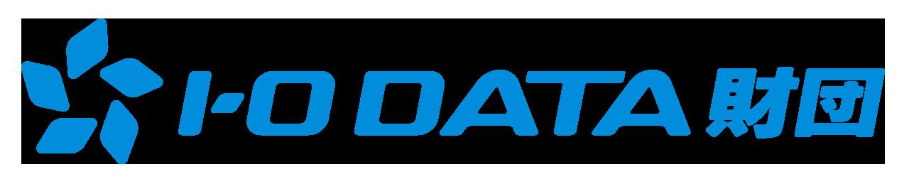 I-O DATAのロゴ